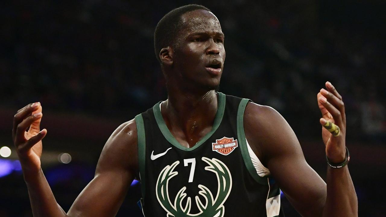 Thon Maker wants out.