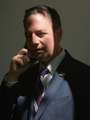 White House Chief of Staff Reince Priebus. Picture: AFP/Mandel Ngan