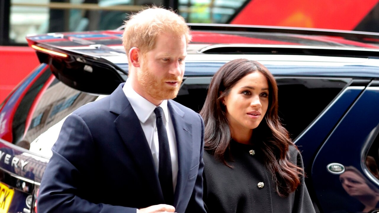 Harry and Meghan threaten legal action over paparazzi shots