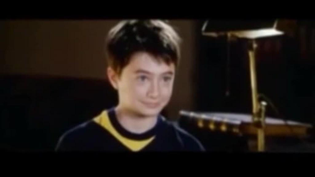 Check out a young Daniel Radcliffe's Harry Potter audition tape