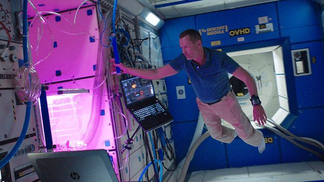 HP testing its Zbook for the ISS in zero gravity