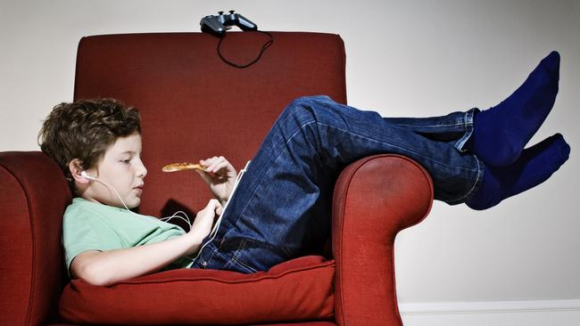 Lazy child. istock image. For Kids News
