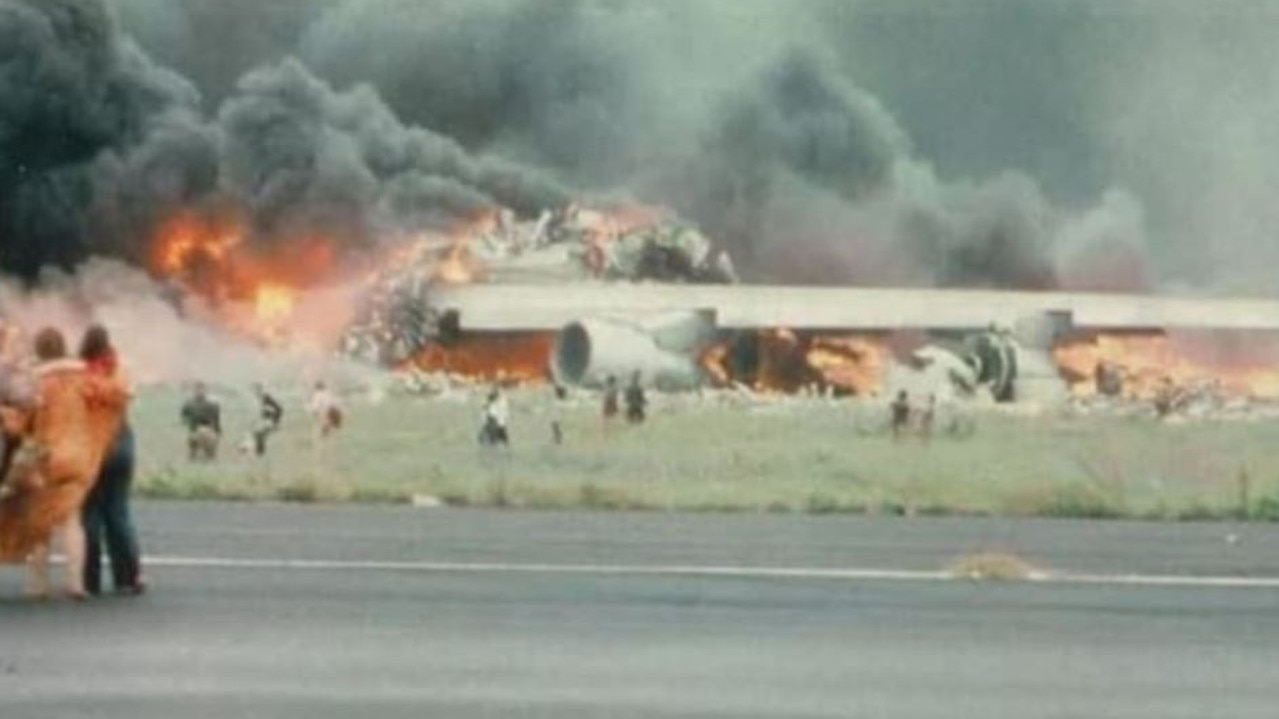 The deadliest aviation disaster in history happened in Tenerife in 1977. Picture: YouTube