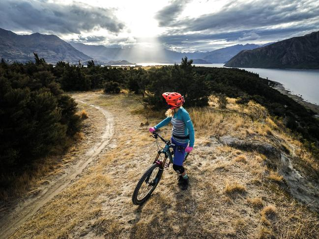 GO MOUNTAIN BIKING IN WANAKA                   Wanaka offers some of the best bike trails in the world. From scenic road rides with eye-popping views, to kilometres of flowing single track and epic high-country riding in the mountains, novices and experts alike can spend days exploring. Picture: Lake Wanaka