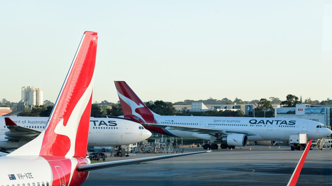 Qantas Frequent Flyer is partnering with Quandoo. Picture: AAP Image/Bianca De Marchi