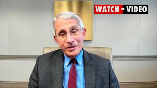 Fauci on coronavirus in the US: 'I don' think you can say we're doing great'