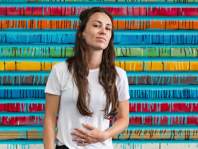Amy Shark can finally call herself a songwriter. Picture: AAP /Gold Coast Tourism, Brad Wagner.