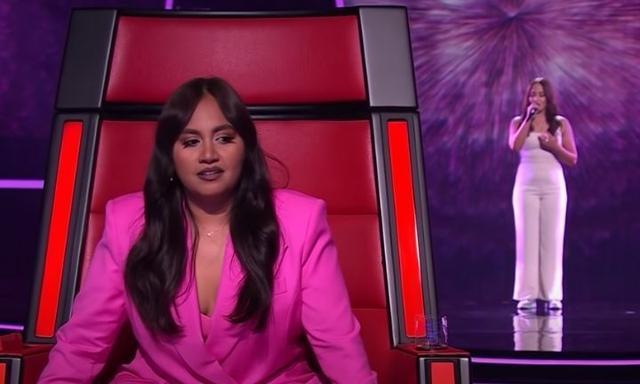 Jessica Mauboy The Voice