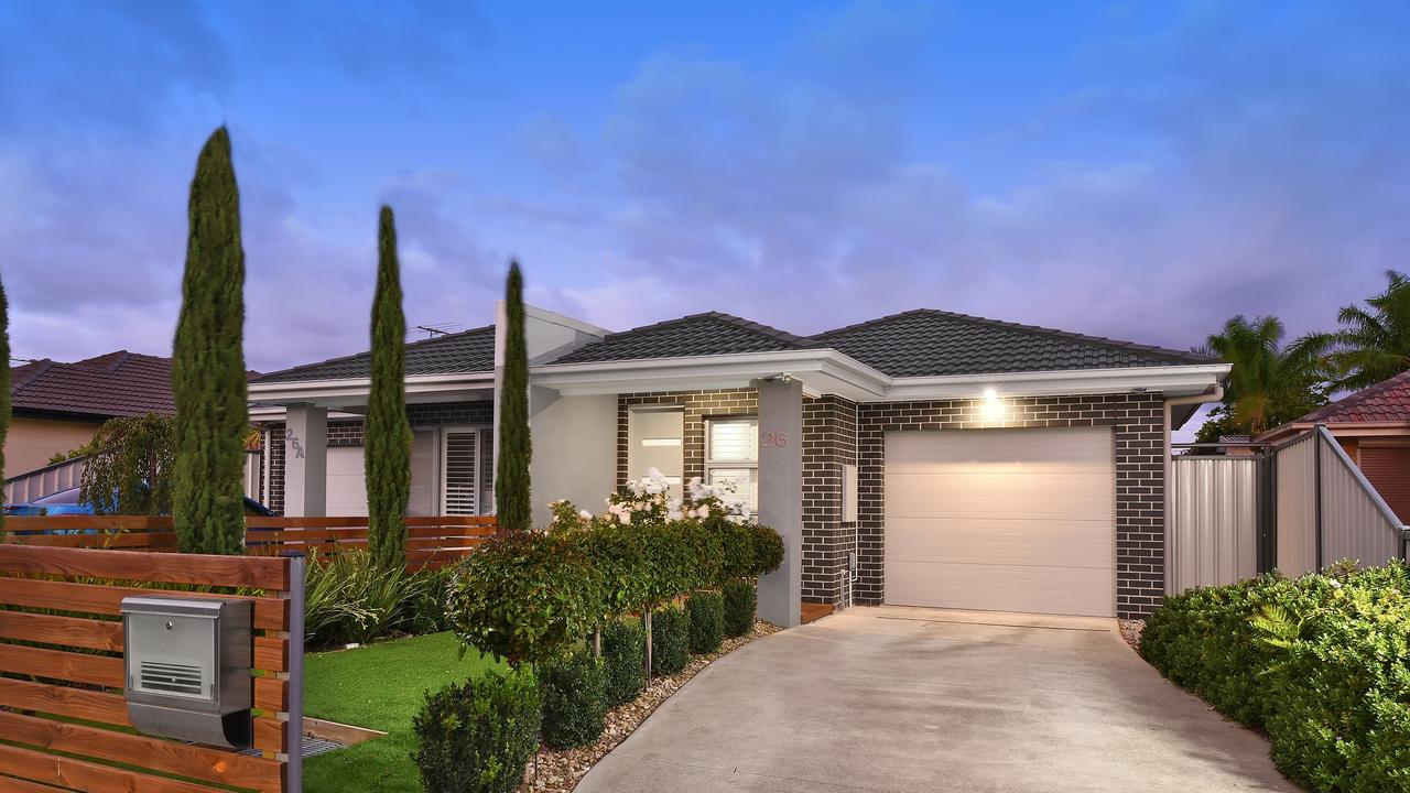 The Calvario family have loved the location of their 26 Wyong Street, Keilor East home.