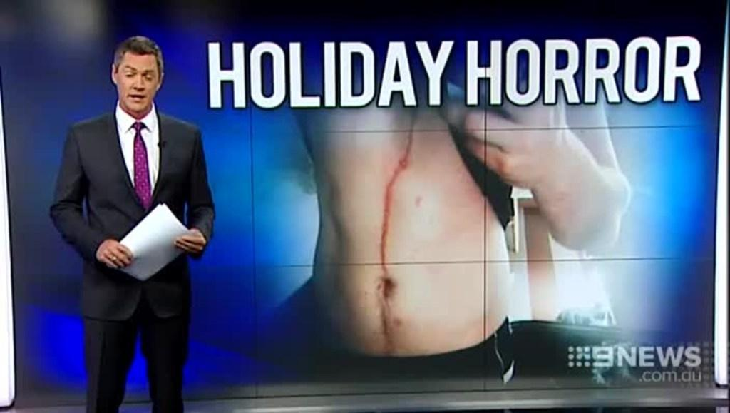 Nine News - Holiday Horror