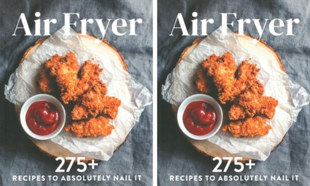 Air Fryer by Herron Publications