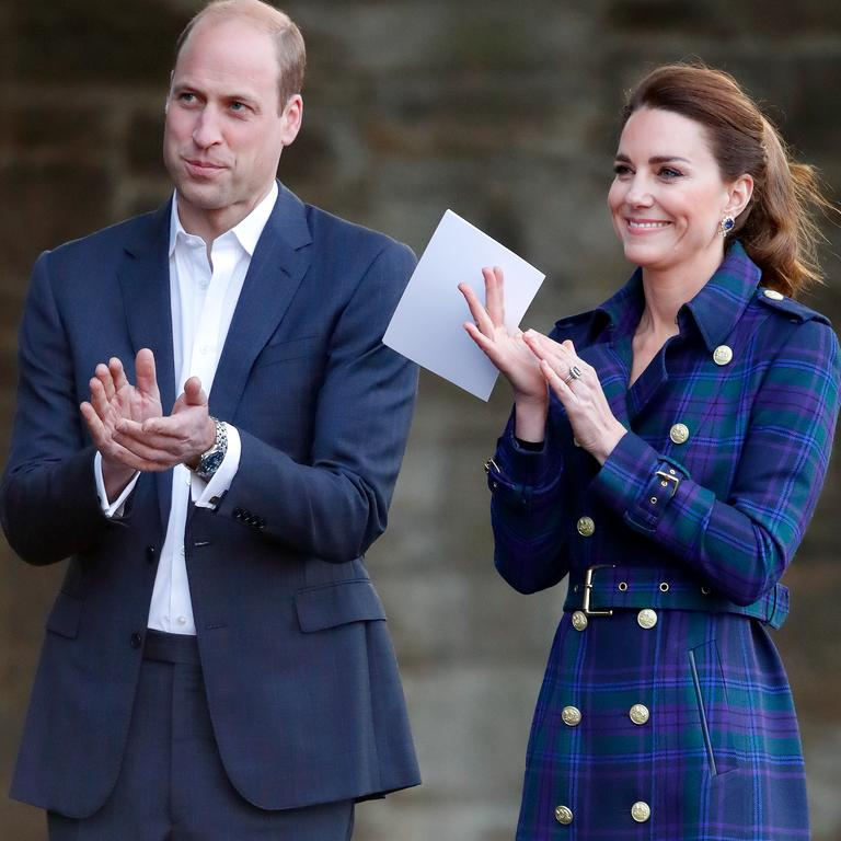 Prince William and Kate have been doing an abundance of royal duties recently. Picture: Getty Images