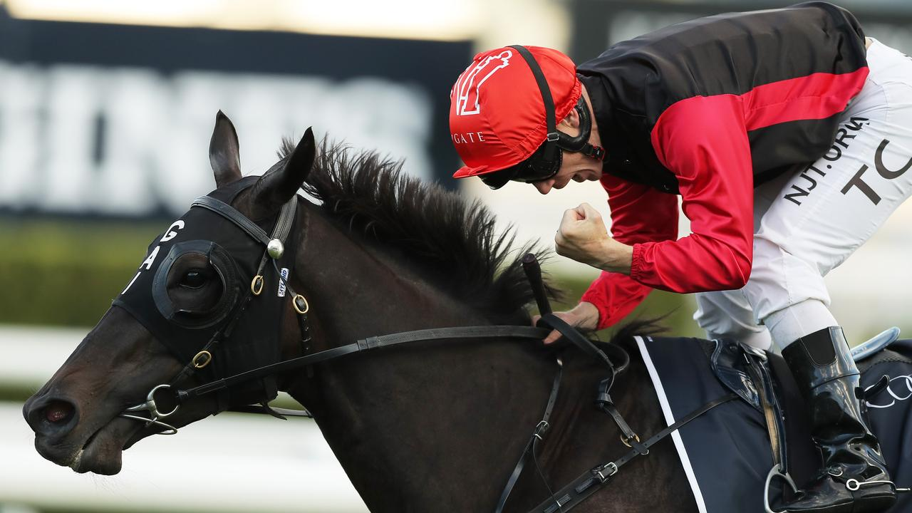 Con Te Partiro scored two Group 1 wins in the autumn, including the Coolmore Legacy Stakes. Picture: Getty Images