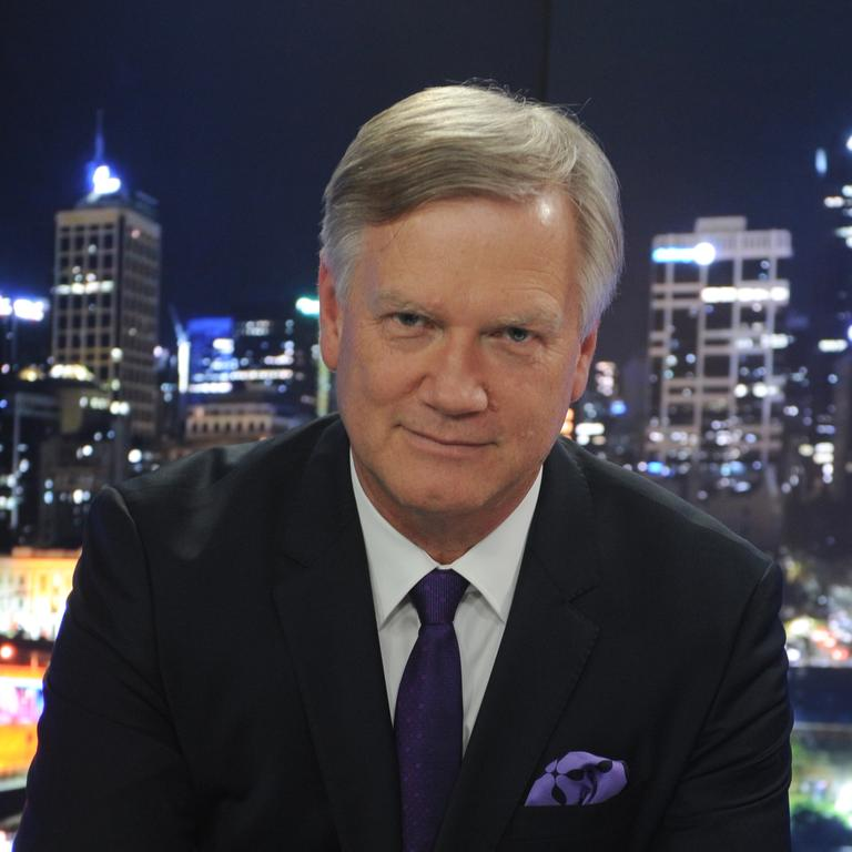 Andrew Bolt said he was 'appalled' by the dismissal of George Pell's appeal bid. Picture: Andrew Henshaw