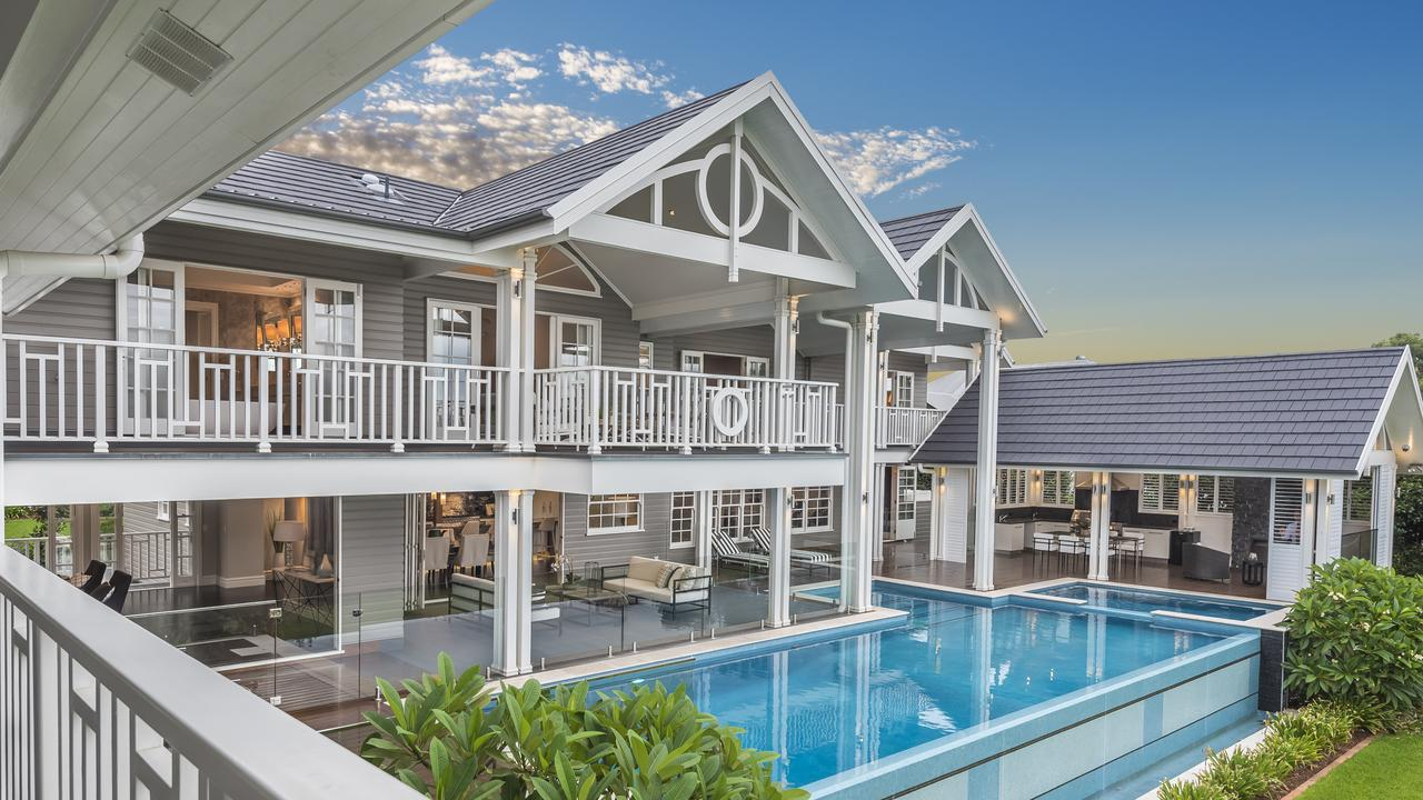 This home at 27 Sutherland Ave, Ascot, sold for $11m this year.