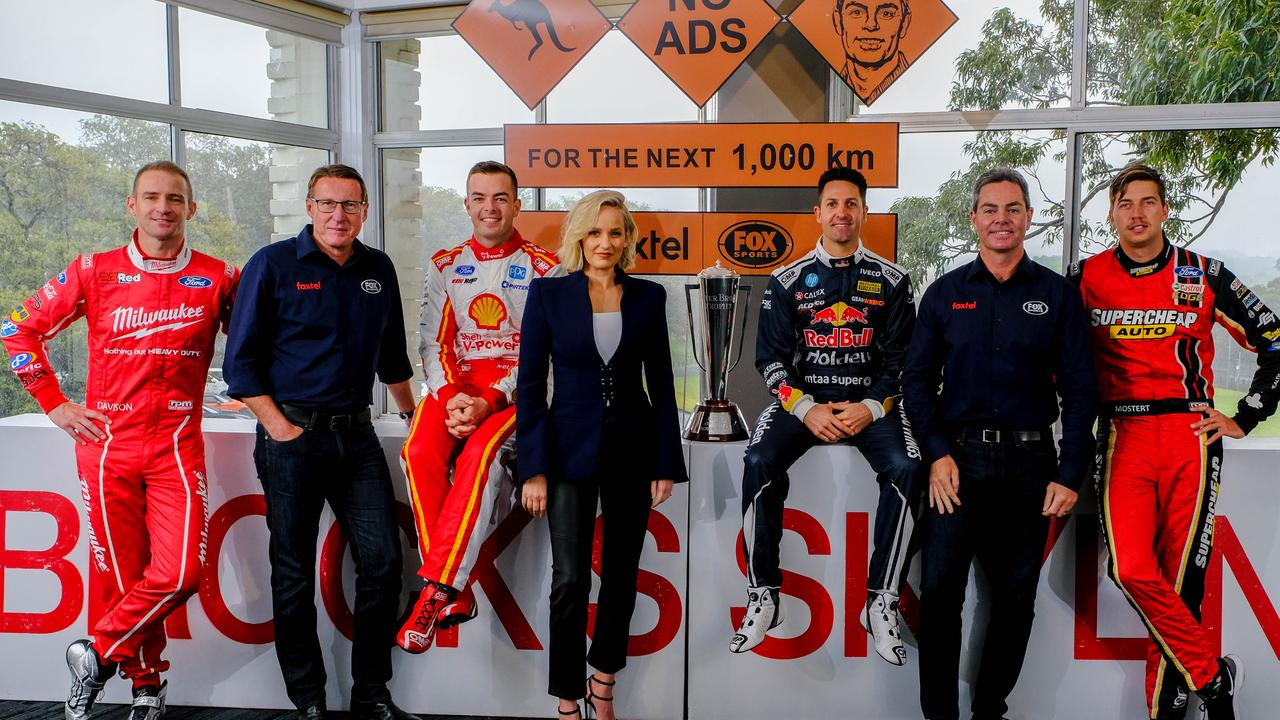 Go the distance: Fox Sports launches dedicated 24/7 Bathurst channel