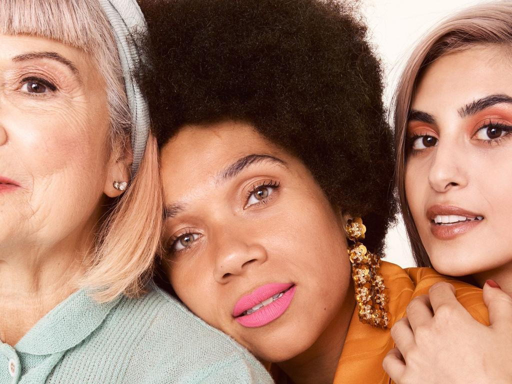 Makeup Revolution offers beauty for all, regardless of age, gender, race or budget. Image: Revolution Beauty.