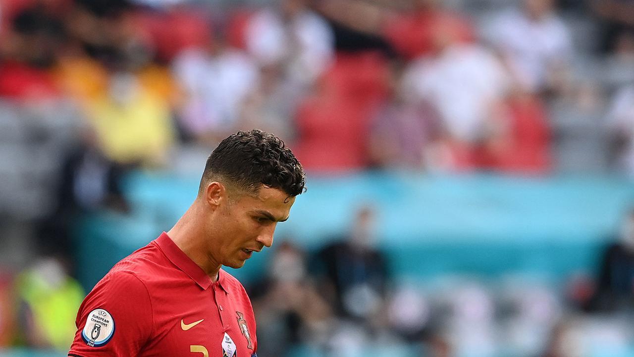 Ronaldo's Portugal claim unwanted record as 0m rising star stuns: Euros Wrap