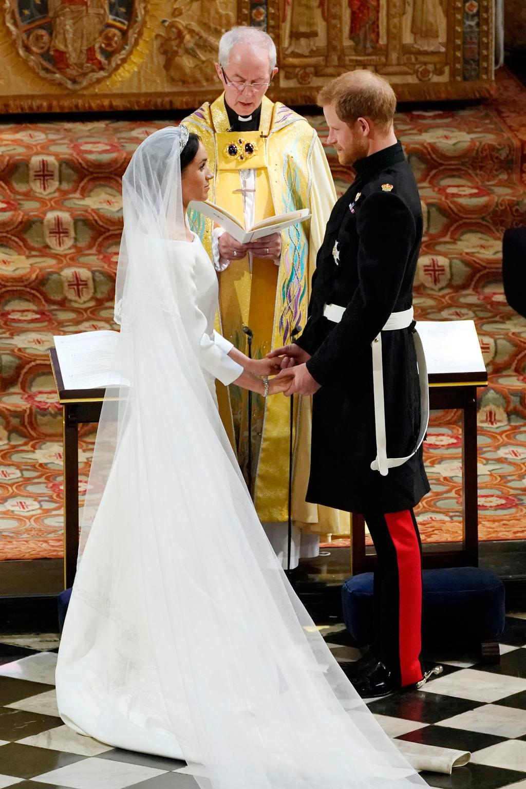Famous brides that have worn Givenchy over the years Vogue