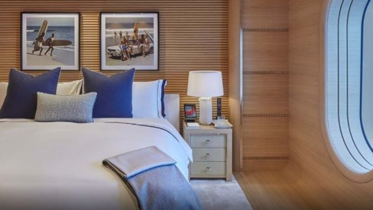One of the 11 bedrooms. Source: Burgess.