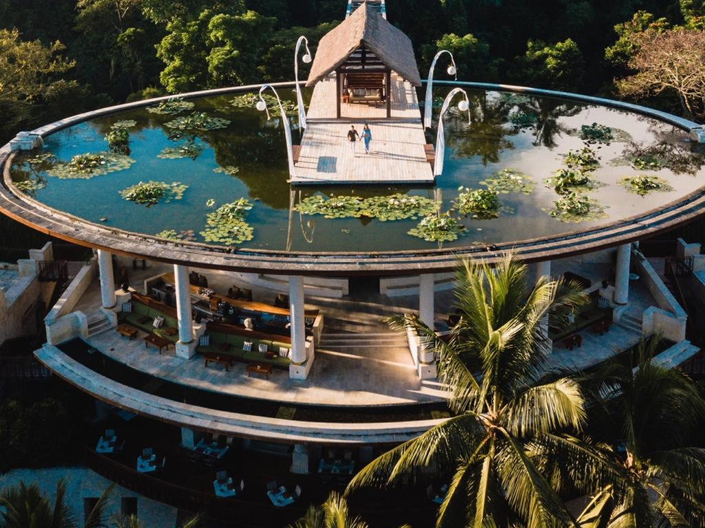 Indonesia has pointed to a travel bubble between China, South Korea, Japan and Australia. Picture: Four Seasons