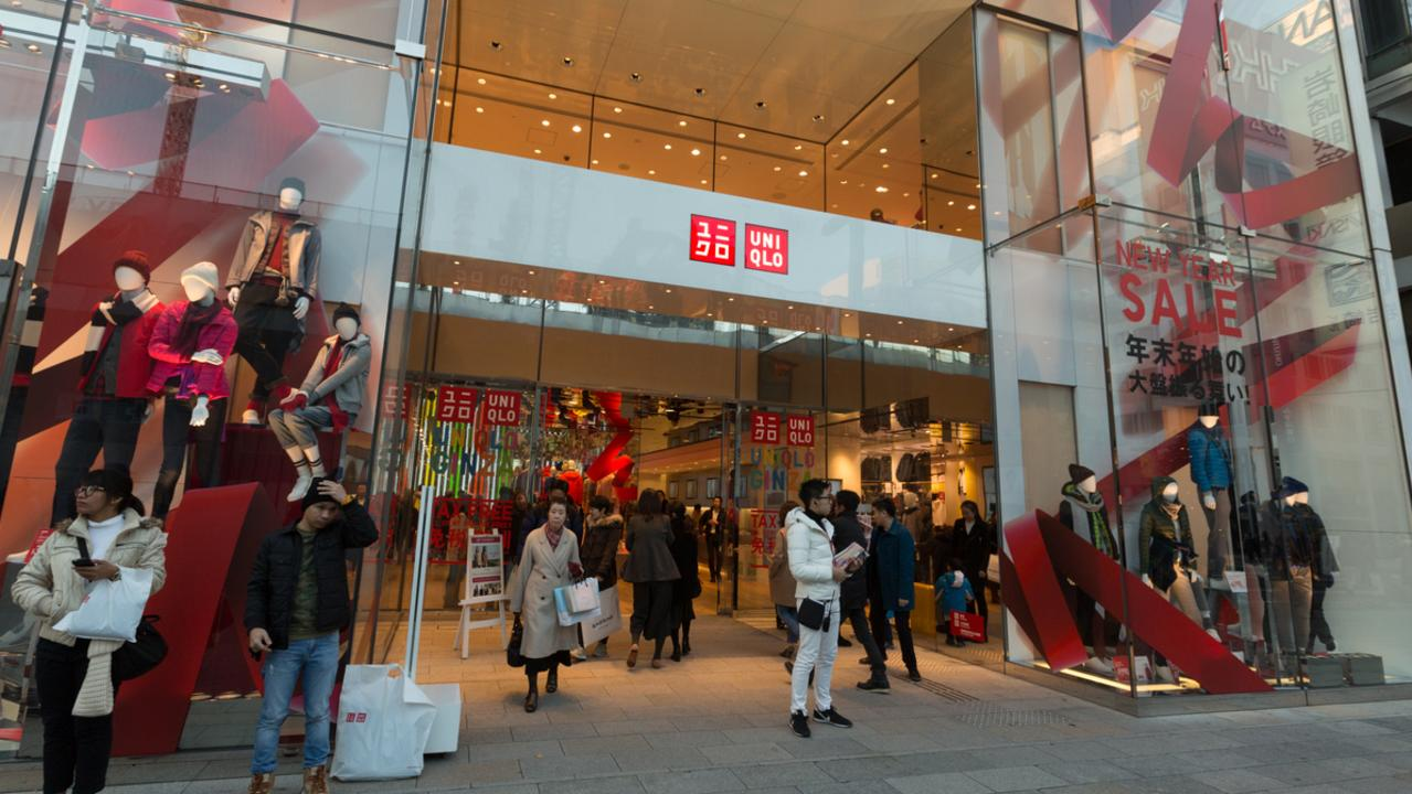 Uniqlo opened its first Australian store in 2012.