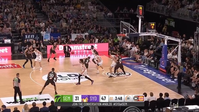 NBL: Mitchell Creek is the front-runner for MVP honours
