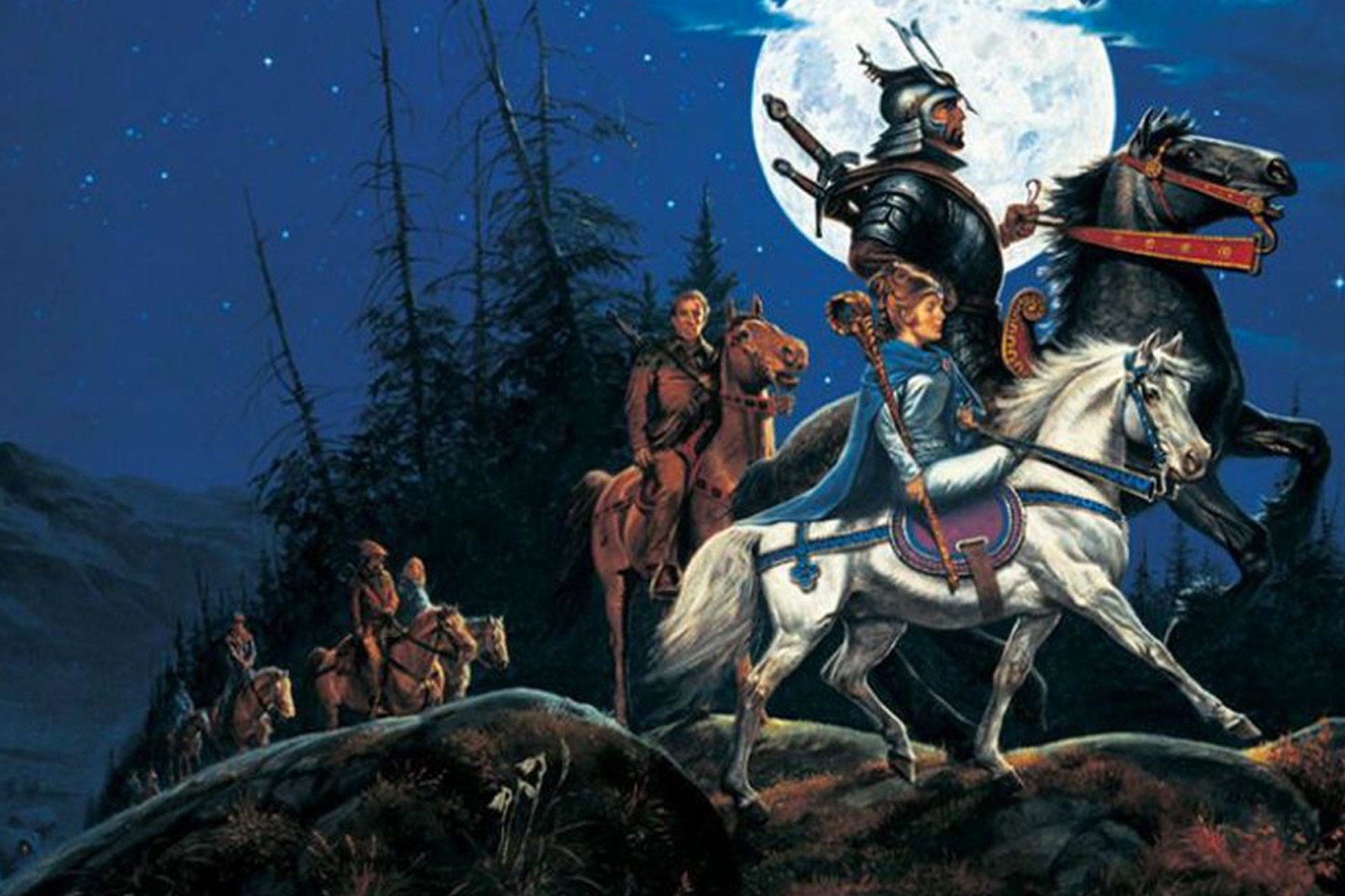 Amazon's Wheel Of Time Series Announces Its First Pivotal Cast