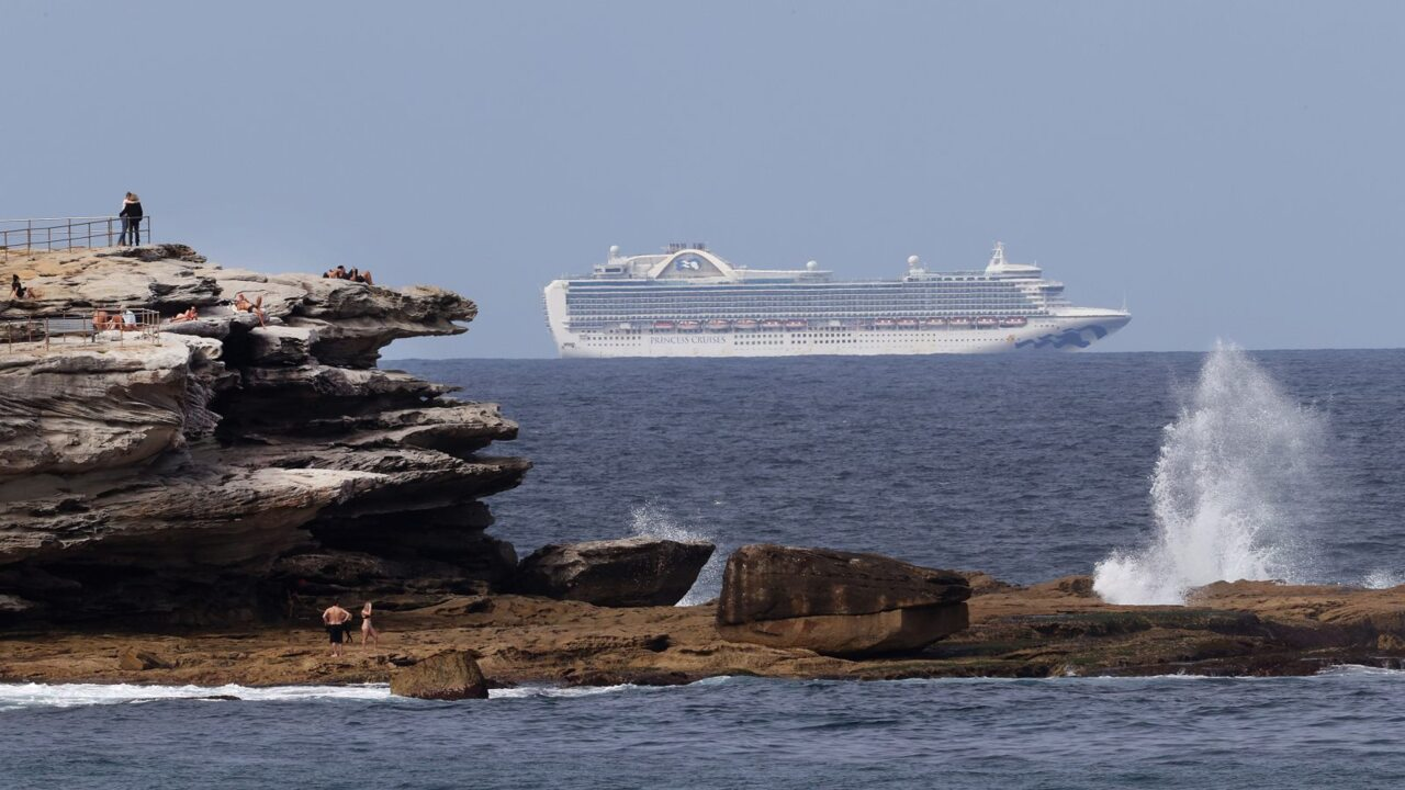 NSW government needs to apologise for Ruby Princess debacle