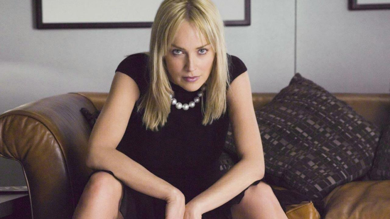 Sharon Stone in 2006's Basic Instinct 2. Picture: Supplied
