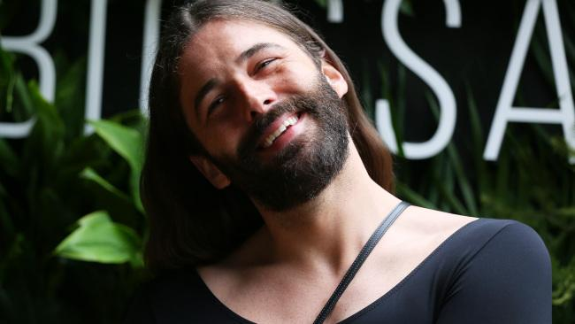 8/22  For the stylista  Of course Jonathan Van Ness, the breakout star of Queer Eye 2.0, has in own podcast. Entitled Getting Curious, it's as big-hearted, warm and fabulous as the man himself. Via Apple Podcasts