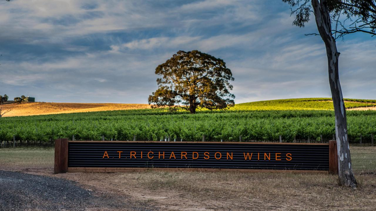 AT Richardson Wines, Halls Gap. Picture: ATR Wines