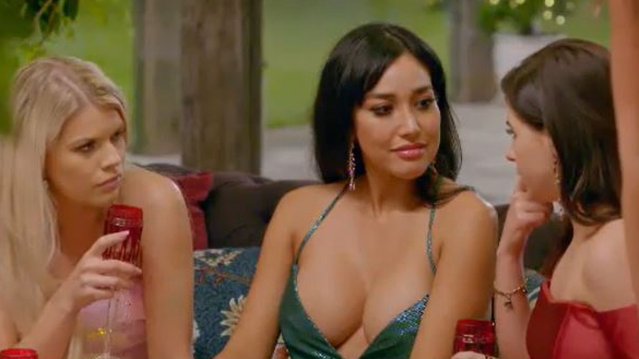 Laura says she hasn't kept in touch with Juliette. Picture: Channel 10