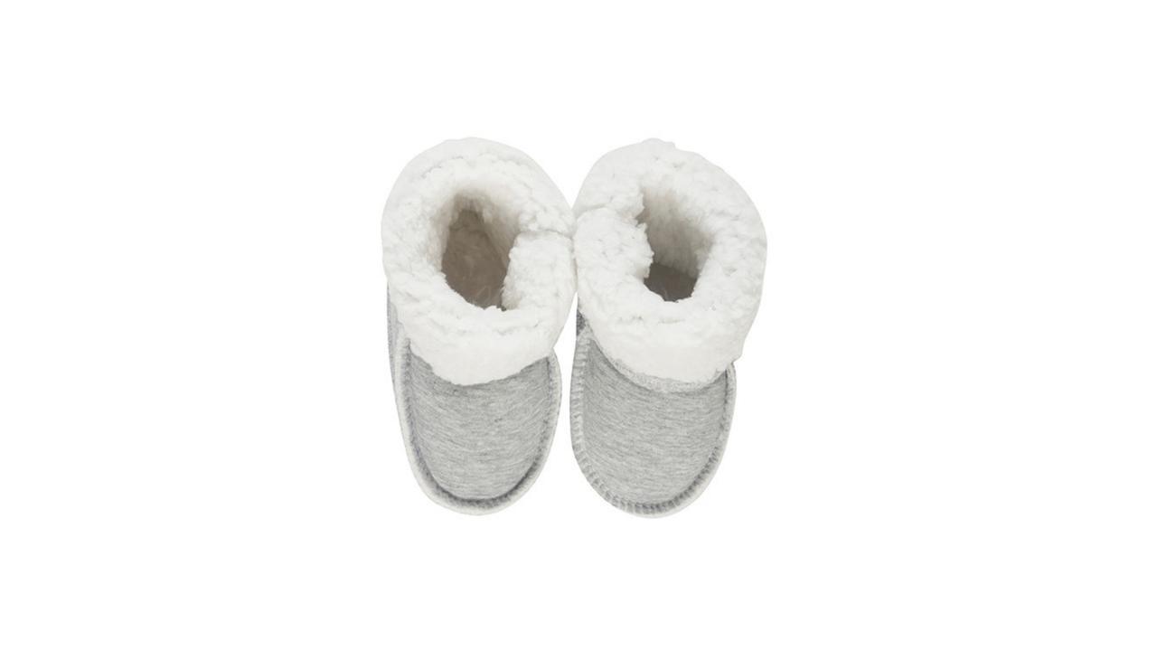Snug Fleece Bootie. Image: Bonds.