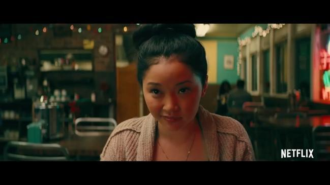 To All the Boys I've Loved Before on Netflix trailer