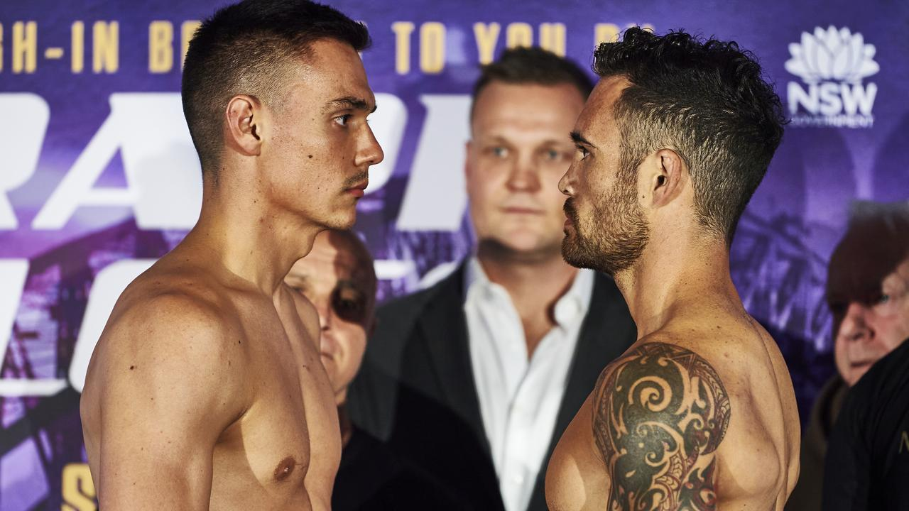Tim Tszyu and Bowyn Morgan are looking to put on a show.