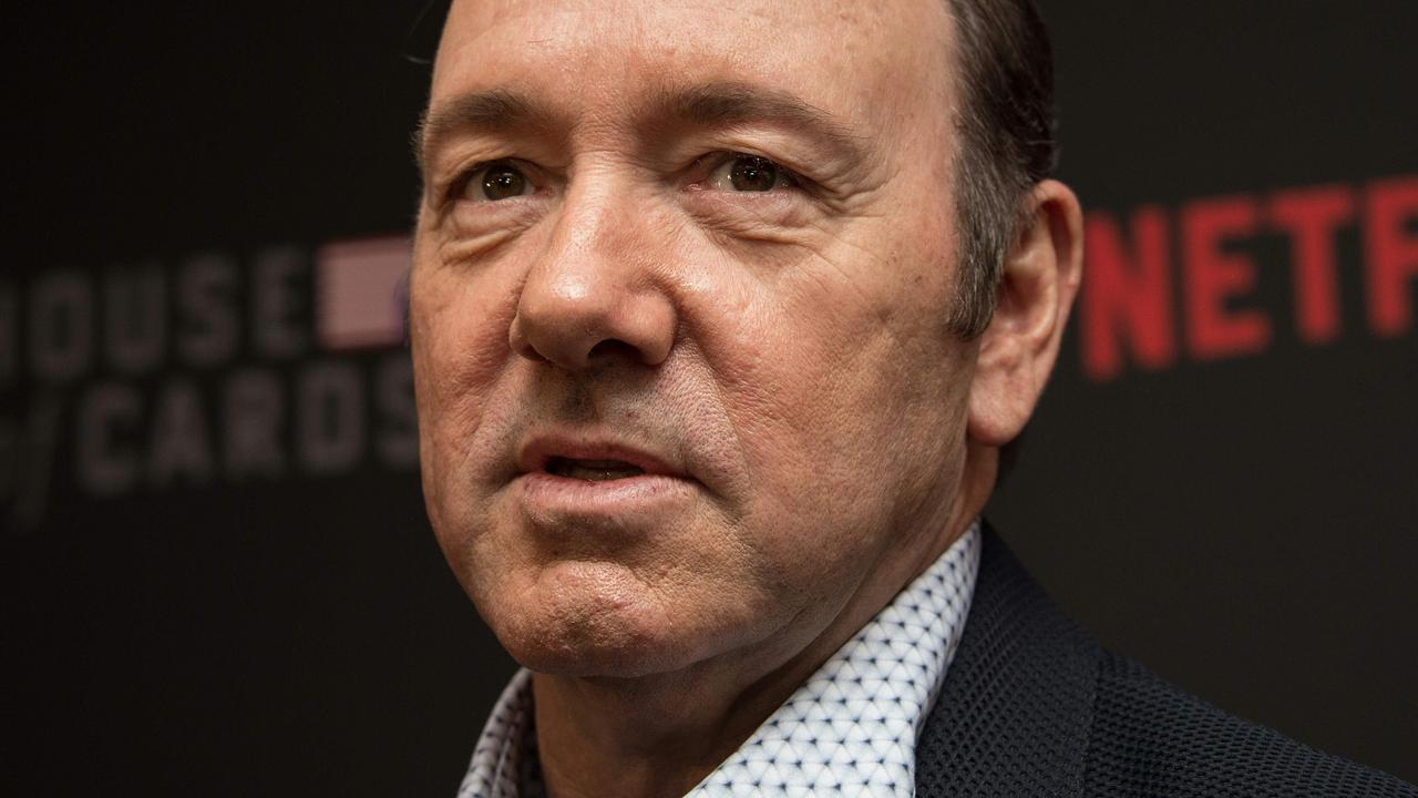 Kevin Spacey. Picture: AFP