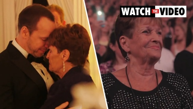 Donnie Wahlberg posts touching tribute to mother Alma on Instagram