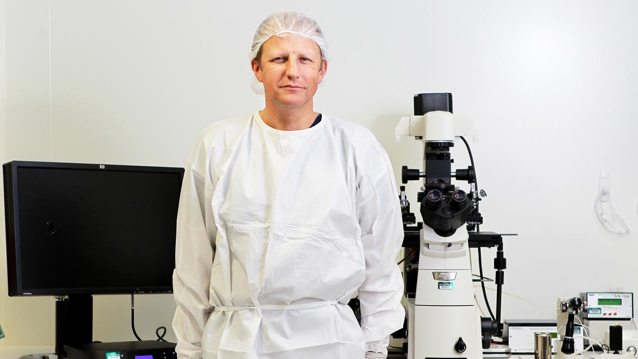 Peter Illingworth, from IVF Australia, said sperm donation was a wonderful gift and strict regulations are in place for a reason.