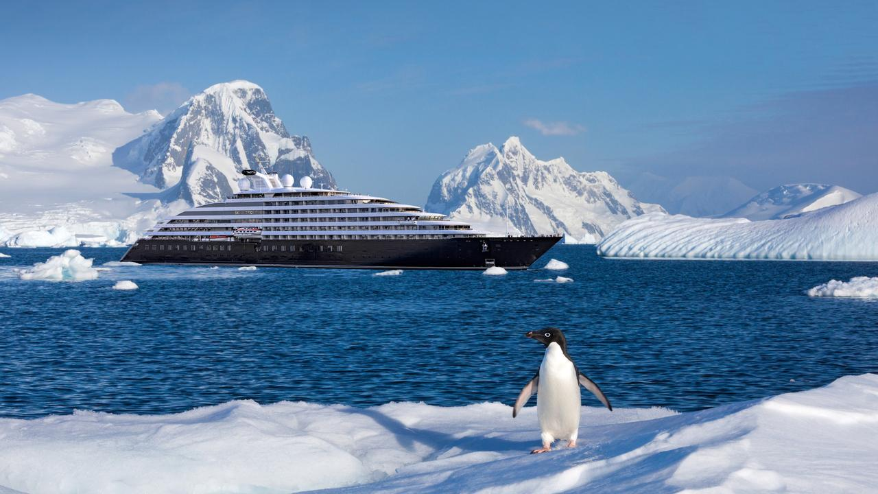 Never considered yourself a cruiser? Well, you haven't been on an expedition cruise. Picture: Scenic