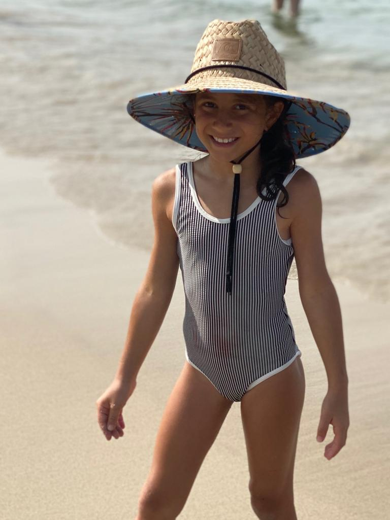 Sienna Abdallah, eight.