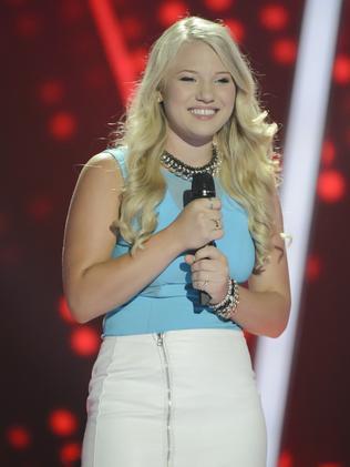 Anja Nissen won The Voice in 2014