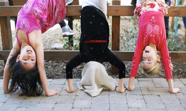 Fair enough or too far? Qld school bans handstands