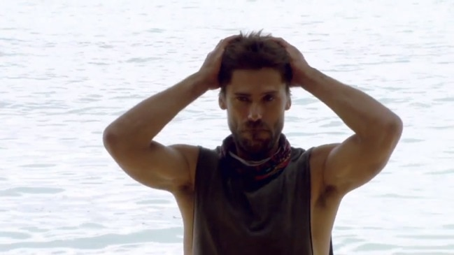 Australian Survivor: Simon keeps on digging