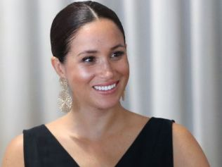 Meghan Markle is calling for gender equality. Image: Getty Images.