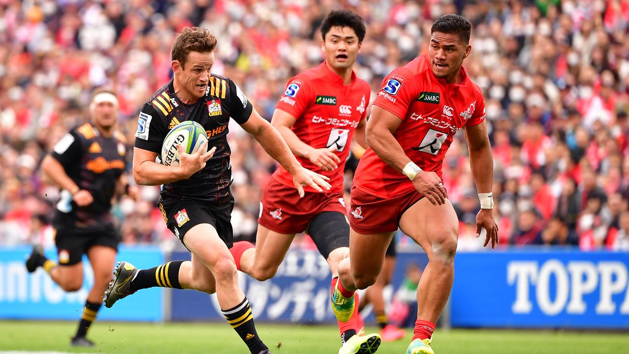 The Chiefs had too much class for the Sunwolves in Tokyo.