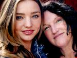 Kerr SA179194  Inaugural Anatta Community Rally and Concert held at Oxley Common, with Special VIP guest Miss Miranda Kerr with her Mum Therese Kerr