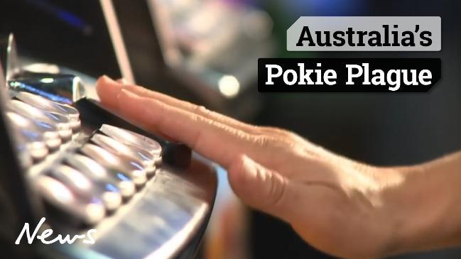 See the destruction caused by Australia's Pokie Plague