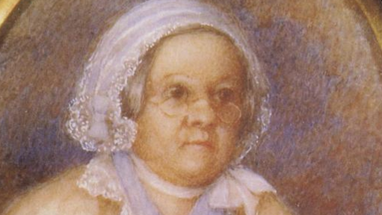 The only know portrait of Mary Reibey was used to create her image on the $20 banknote.