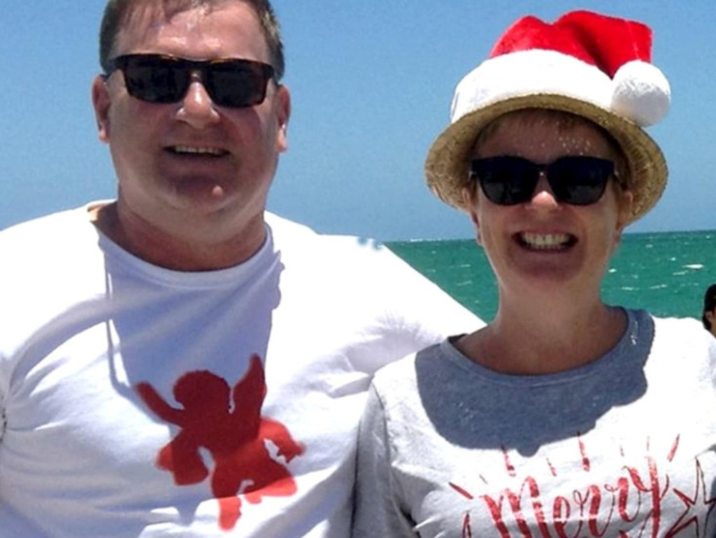 Bill Harrop and Sally Bradley who were killed in the Sri Lanka bombings. Picture: Facebook